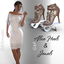 Alice Heels and Jewels G8F image 4