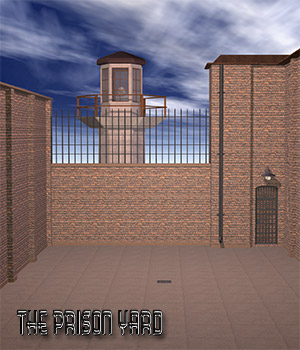 The Prison Yard 3D Models Richabri