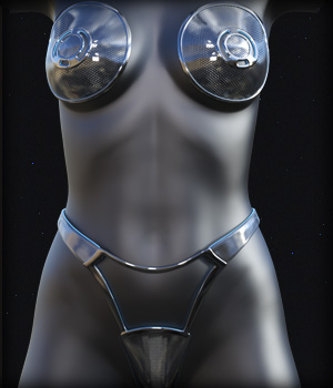 Future Swimwear 7 for G3F and G8F 3D Figure Assets EdArt3D