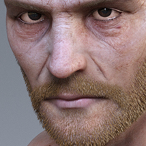 Phx Gregory for Genesis 8 Male image 7