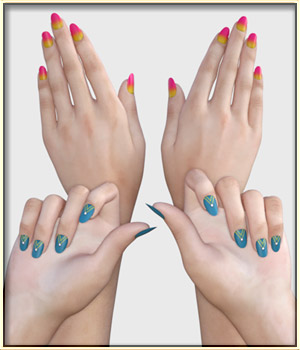 VYK Nails Resource for G8F