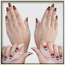 VYK Nails Resource for G8F image 2
