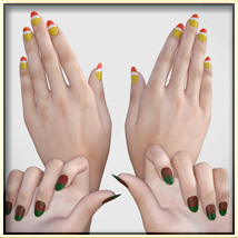 VYK Nails Resource for G8F image 4