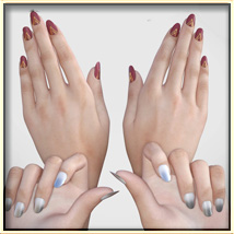 VYK Nails Resource for G8F image 6