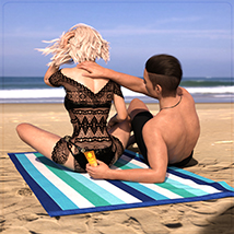 Z Holiday Romance - Couple Poses for Genesis 3 and 8  image 1