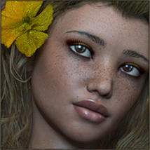 TDT-Totti for Genesis 3 Female image 5