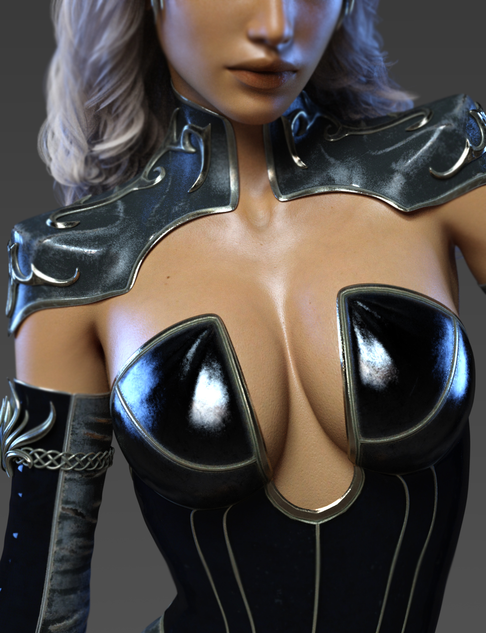 Breasts Morphs for G8F Vol 3 by Anagord