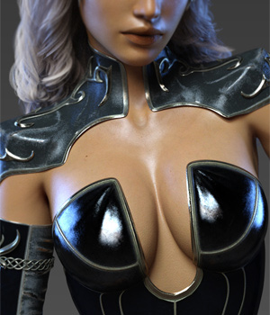 Breasts Morphs for G8F Vol 3 3D Figure Assets Anagord