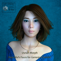 Beautiful faces for G8 pack image 9