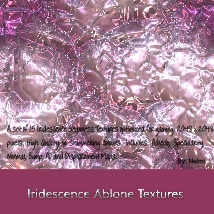 Iridescence Abalone Seamless Textures with Texture Maps - MR image 9