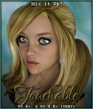 Touchable Sloane by -Wolfie-