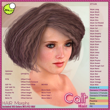 Biscuits Cait Hair image 3
