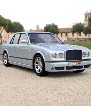 Bentley Arnage for DAZ Studio  3D Models VanishingPoint