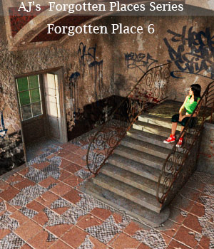 AJ Forgotten Place 6 by -AppleJack-