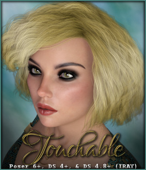 Touchable Cait by -Wolfie-