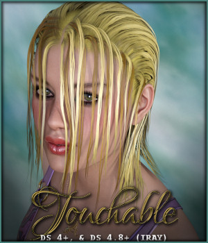 Touchable Actual Wet G3 3D Figure Assets -Wolfie-