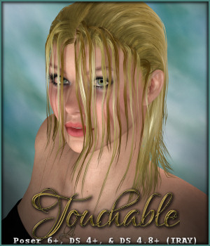 Touchable Actual Wet V4 M4 3D Figure Assets -Wolfie-