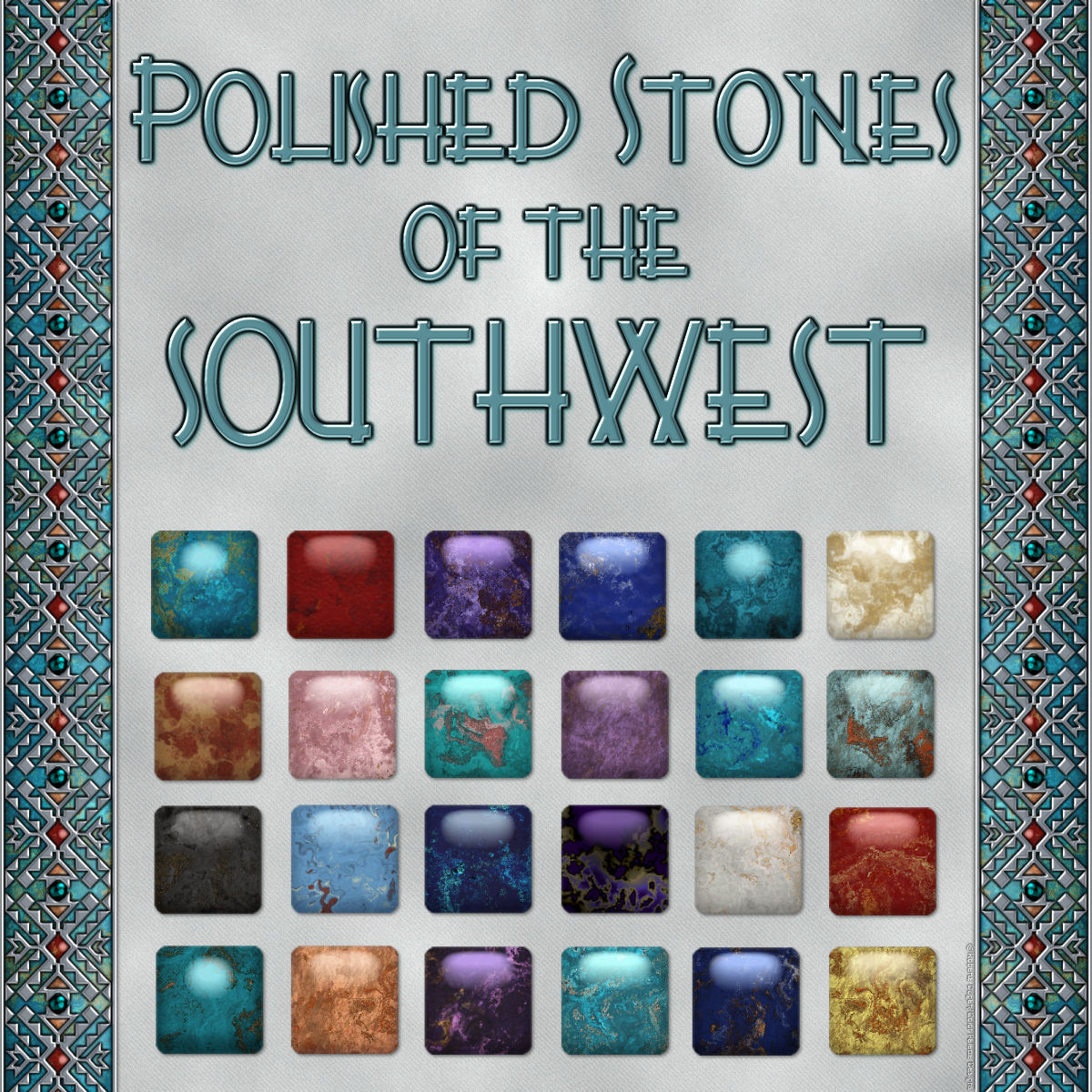 Polished Stones of the Southwest PS Layer Styles