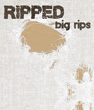 Ripped - Big Rips 2D Graphics Merchant Resources Atenais