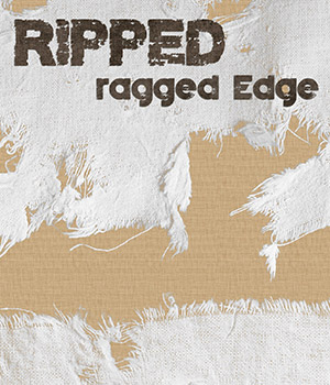 Ripped - Ragged Edge 2D Graphics Merchant Resources Atenais