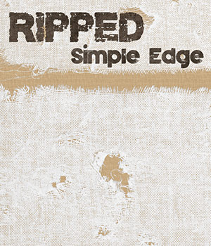 Ripped - Simple Edge 2D Graphics Merchant Resources Atenais