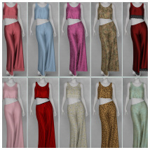 dForce - Lounging Pant Suit for G8F image 8
