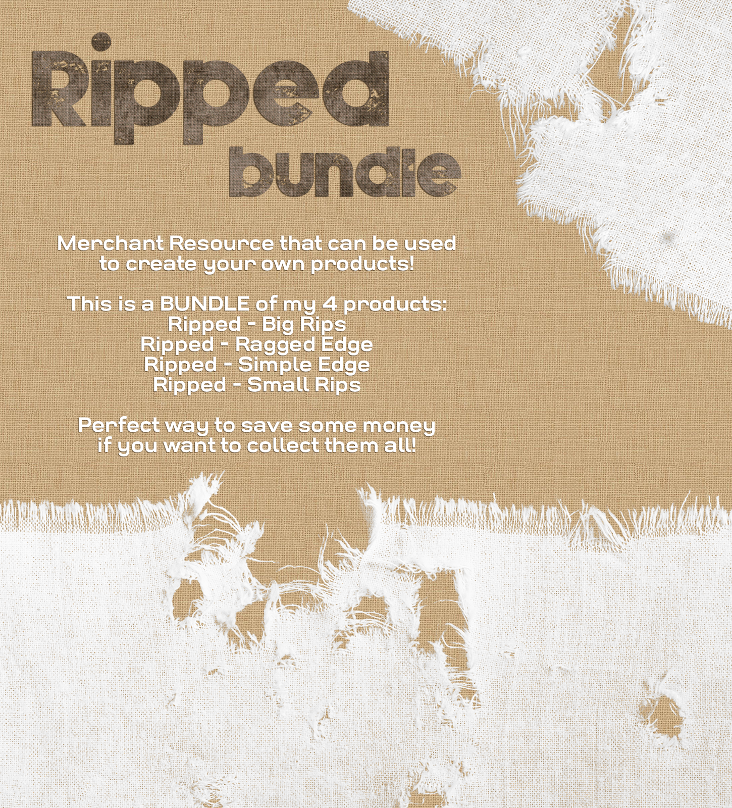 Ripped - Bundle - Extended License
