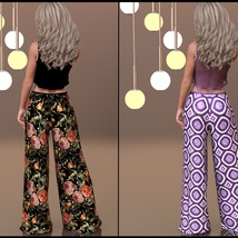 7th Ave: dForce - Lounging Pants Suit for G8F image 6