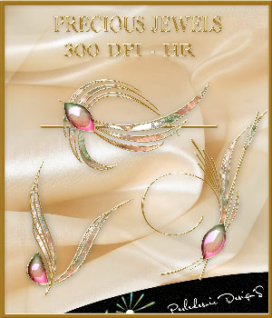 Precisous jewels 2D Graphics Merchant Resources Perledesoie