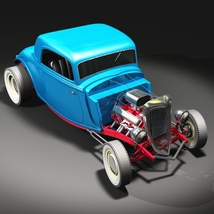 FORD HOT ROD 1934 for VUE image 3