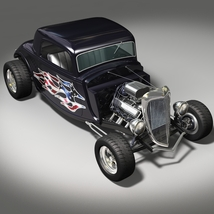 FORD HOT ROD 1934 for VUE image 4