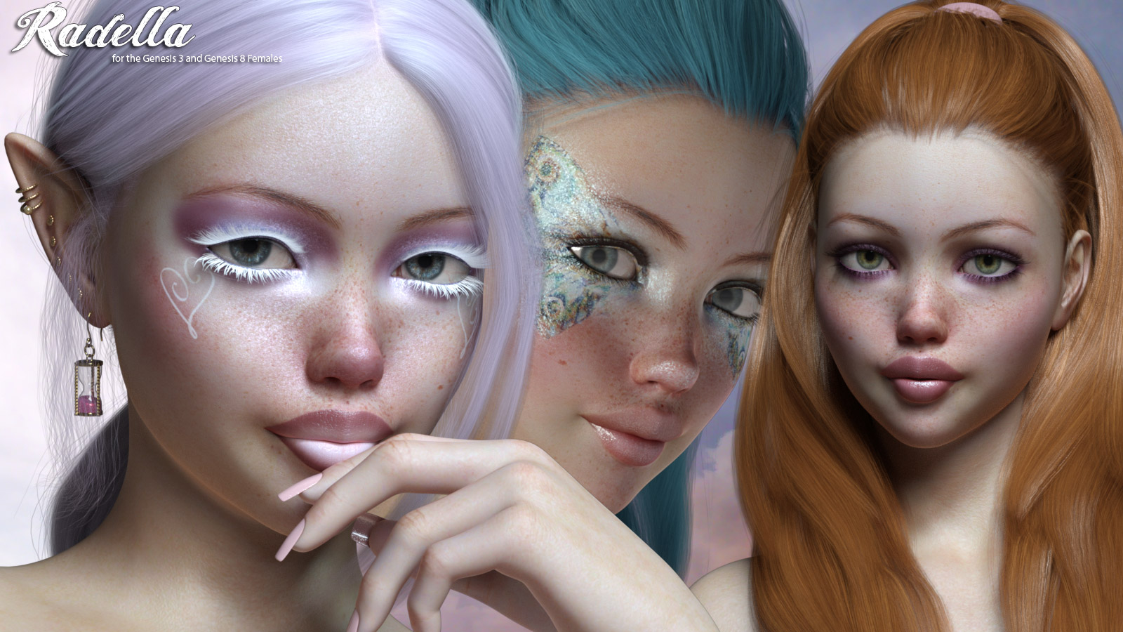 RP Radella for the Genesis 3 and Genesis 8 Females
