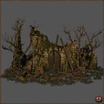 Medieval Ruin - Extended License image 5