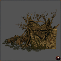 Medieval Ruin - Extended License image 6