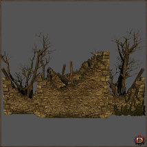 Medieval Ruin - Extended License image 7