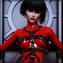 Sexy Skinz - Latex Vol 2 for G3F and G8F image 1