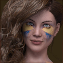 TDT-Amaya for Genesis 8 Female image 5