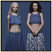 Faxhion - GD Summer Spirit Outfit image 1