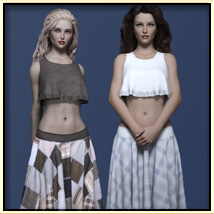 Faxhion - GD Summer Spirit Outfit image 2