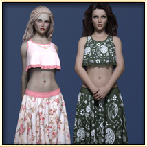 Faxhion - GD Summer Spirit Outfit image 3