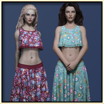Faxhion - GD Summer Spirit Outfit image 4