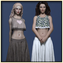 Faxhion - GD Summer Spirit Outfit image 5