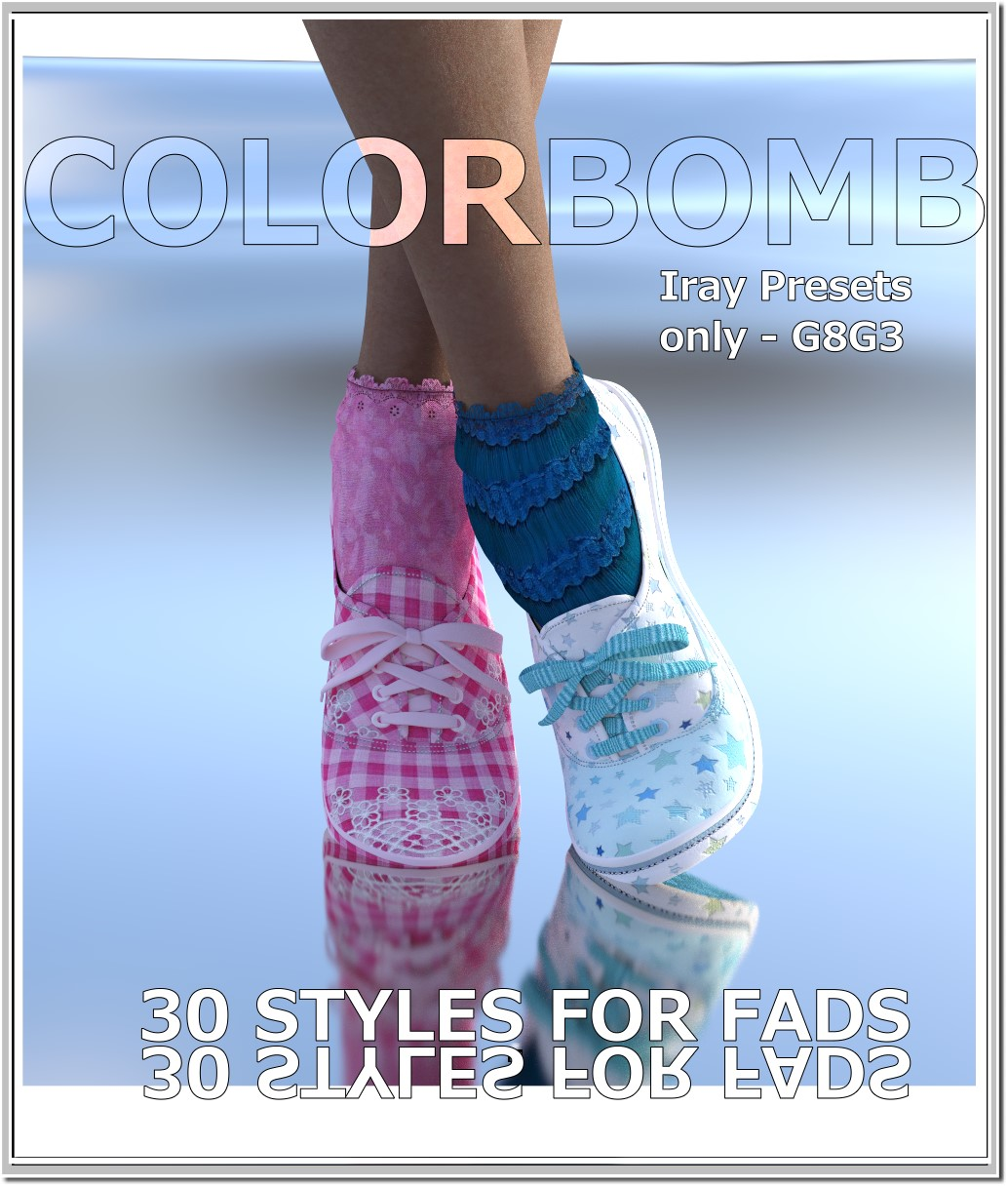 Colorbomb 30 Styles for FADS