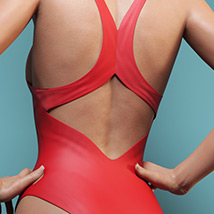 Sexy Lifeguard Suit for Genesis 8 Females image 1