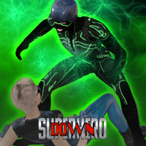 SuperHero Down for G2F and G2M Volume 3 image 1