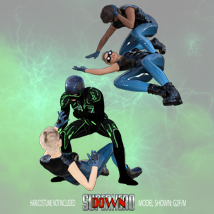 SuperHero Down for G2F and G2M Volume 3 image 3