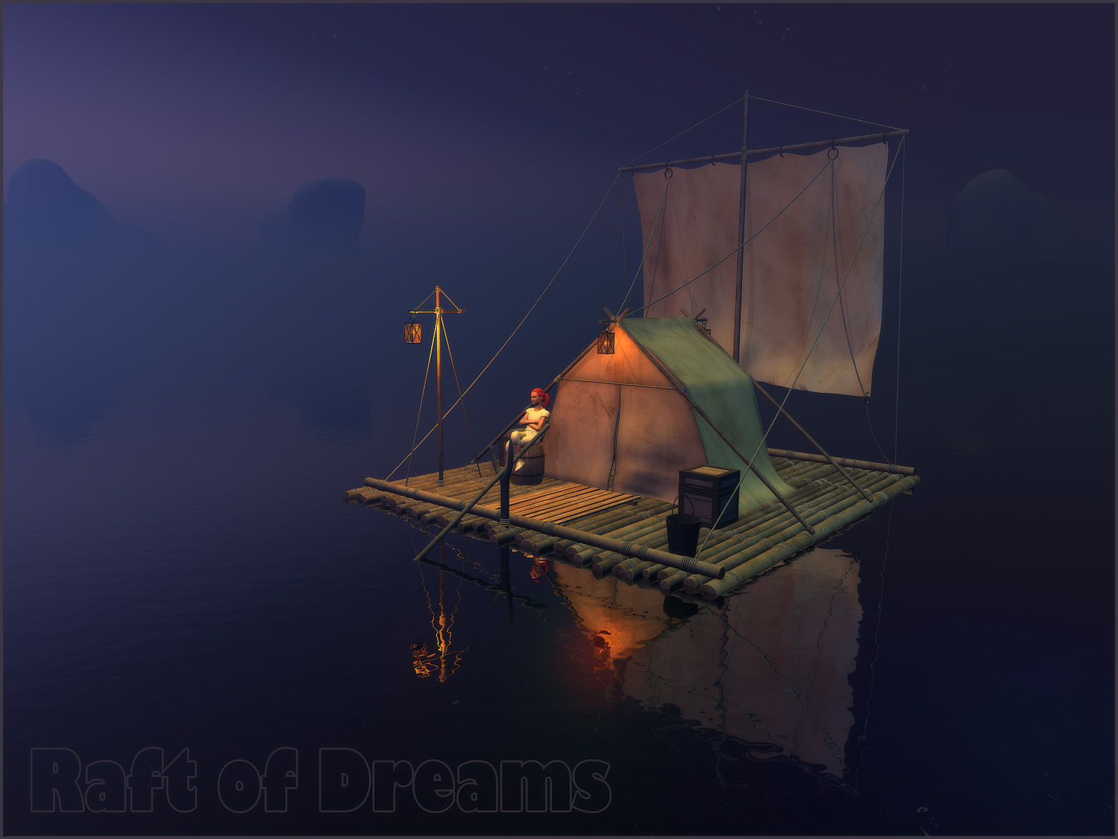 Raft of Dreams
