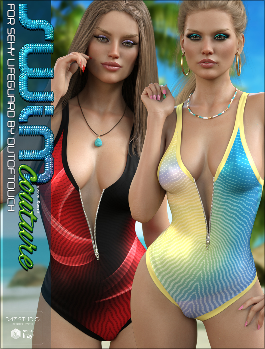 SWIM Couture for Sexy Lifeguard G8F