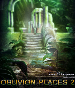 Oblivion Places 2 - 2D backgrounds 2D Graphics bonbonka