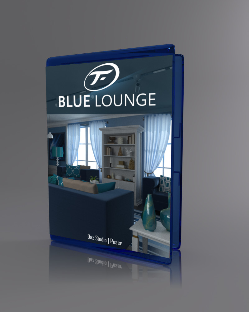 Blue Lounge by TruForm